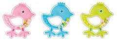 Chrastítko ptáček s kuličkami