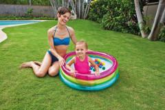 Bazén s míčky Intex 48674