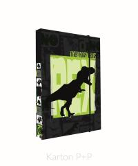 Box na sešity Heftbox A4 T-rex 2018