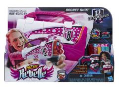 NERF Rebelle špionská pistole ukrytá v kabelce