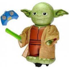 Star Wars R/C Jumbo Yoda nafukovací 67cm plná funkce na baterie se zvukem