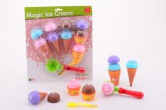 Magická zmrzlina sada zmrzlin