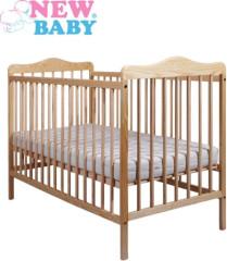 Dětská postýlka New Baby Jacob - přírodní