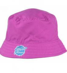 Dětský UV klobouček - růžová