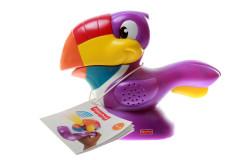 Divoká světýlka Fisher Price - fialový tukan