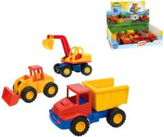 Auto mini Compact stavební