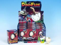 Dinosaurus líhnoucí se a rostoucí JUMBO 11 x 8 cm