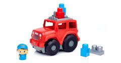 Mega Bloks licencovaná vozidla - Jeep