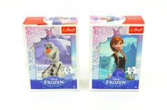 Minipuzzle Ledové království/Frozen 54 dílků