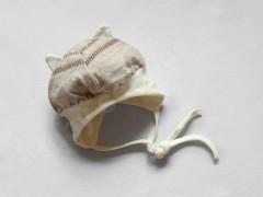 Zimní čepička s oušky Liška Baby Service vel. 56