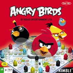 Albi - Angry Birds Člověče, nezlob se
