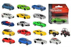 Autíčko kovové Street Cars