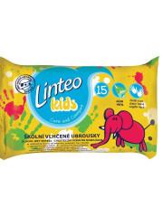 Vlhčené ubrousky Linteo Baby Kids 15ks