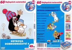 DVD - Krtkova dobrodružství 4