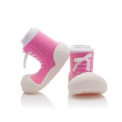 Botičky Attipas Ballet Sneakers Pink