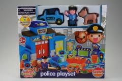 Policejní stanice pro nejmenší