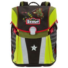 Školní batoh Scout - Ninja a had I.