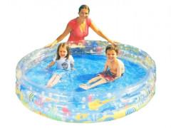 Bazén nafukovací 3 komory 183x33cm