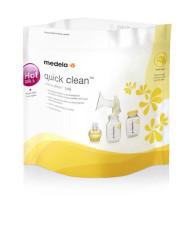 Quick Clean - sáčky pro desinfekci v mikrovlnné troubě 20 ks, Medela
