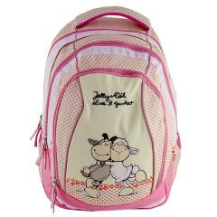 Školní batoh 2v1 Nici - Elsa & Gustav