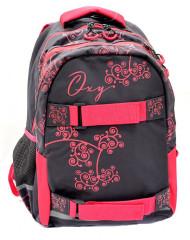 Anatomický batoh OXY One Pink
