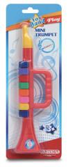 Trumpeta plastová s 8 klapkami