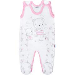 Kojenecké dupačky New Baby Bears Růžové