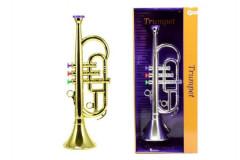 Trumpeta plast 33cm