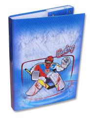 Desky na sešity Heftbox A4 Hockey Emipo