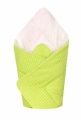 Rychlozavinovačka bavlna Zelená kostka