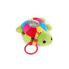 Plyšová edukační hračka želva