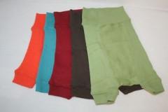 Wool shorties - krátké vlněné kalhoty