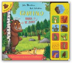 Gruffalo - kniha se zvuky