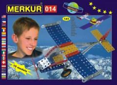 Merkur M 014 Letadlo 141d