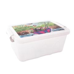 Plastový úložný box s víkem Krteček 3l 26x16,5x10,5 cm