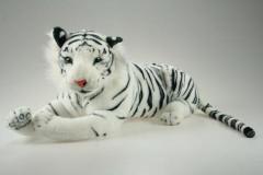 Plyšový Tygr bílý velký 85 cm