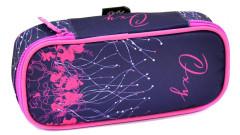 Pouzdro etue komfort OXY Pink Flowers
