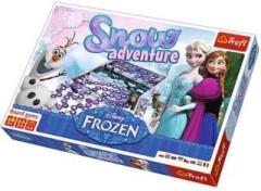 Ledové království - Sněhové dobroudružství společenská hra