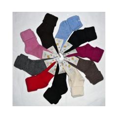 Kojenecké vlněné teplé ponožky vel. 3 (23-25) Diba