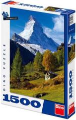 Puzzle Matterhorn 60x84cm 1500 dílků