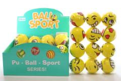 Veselý pěnový míček