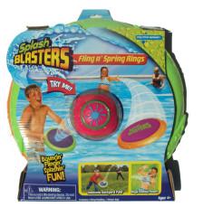 Splash Blaster vodní bomba + 2 létající disky