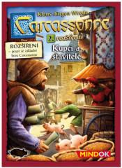 Carcassonne Kupci a stavitelé, 2. rozšíření