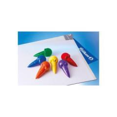 Voskové pastelky 1 ks myška