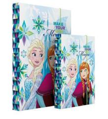 Desky na sešity Heftbox A4 Frozen NEW 2017