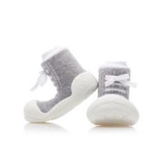 Botičky Attipas Ballet Sneakers Grey