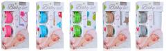 Baby set - bambusová osuška + kočárkový kolíček