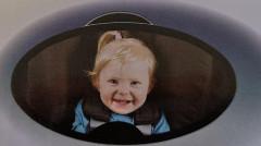 Zrcátko do auta CLIPPASAFE
