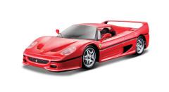 Bburago 1:24 Ferrari Race & Play F50