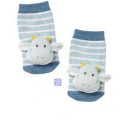 Chrastící ponožky Dráček Fehn
